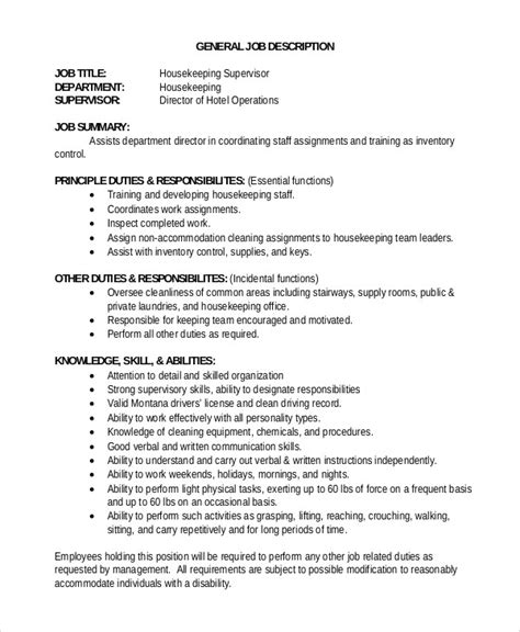 sample front desk job description 10 examples in pdf word
