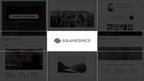 Best Professional Website Builders Create Squarespace Template