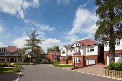 small housing uk architectural photography of residential domestic