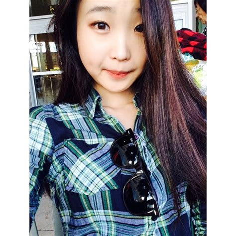Cute Young Korean Teen Sister Found It On Social