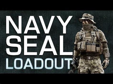 navy seal gear setup battlefield 4 bf4 m4 loadout us navy seal
