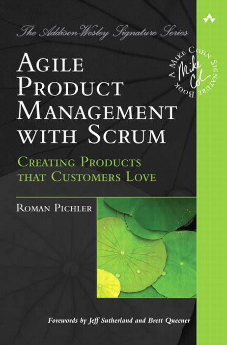 agile product management  scrum creating products