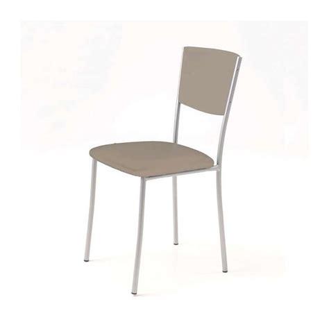 chaises de cuisine en pin ophrey com chaise cuisine metallique pr 233 l 232 vement d
