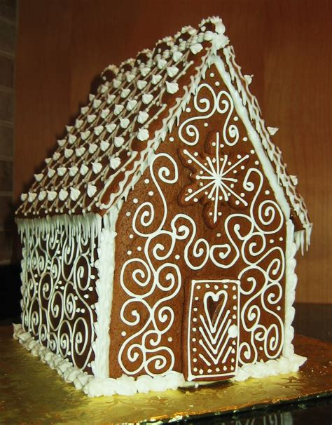 simple gingerbread house simple gingerbread house cakecentral com
