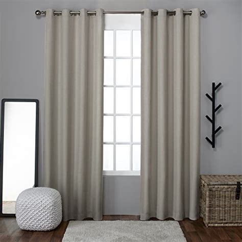 how to iron linen curtains exclusive home curtains loha linen window curtains buy