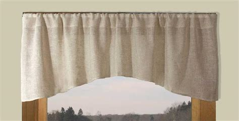 crescent window coverings shannon pleated button valance