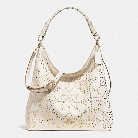 Coach Celeste coach f35203 celeste convertible hobo in mini studded