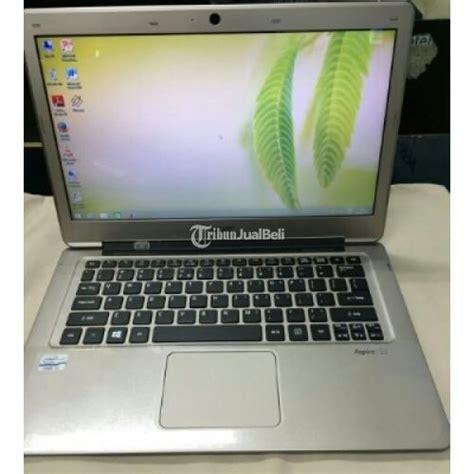 Bekas Laptop Acer Aspire S3 laptop acer aspire s3 gold i5 tipis dan ringan