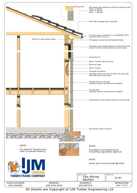 Floor Plan Doors by Ijm Timberframe Technical Details Book Of Details