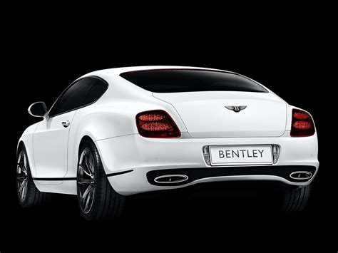 bentley continental supersports wallpaper 2010 bentley continental supersports desktop wallpaper