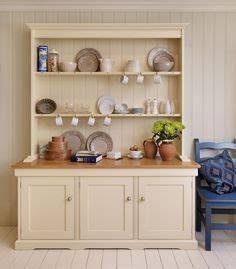 Details about Hand Painted Dresser Cream Solid Pine Welsh