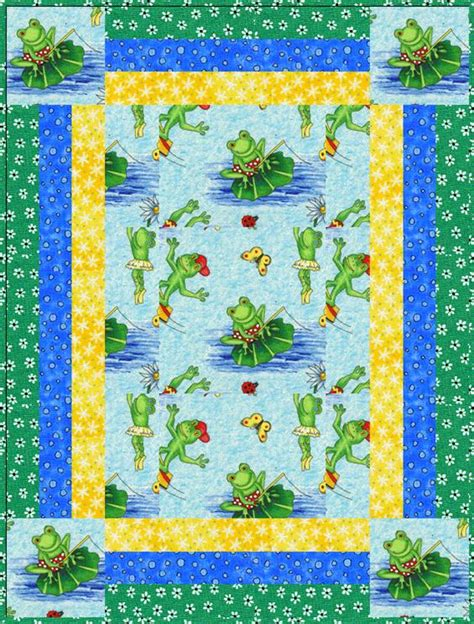 Free Baby Quilts Patterns by Rockin Robin Baby Quilt Free Lyn Brown S Quilting