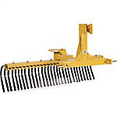 Landscape Rake Tsc 3 Point Equipment At Tractor Supply Co