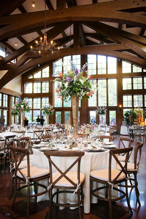 affordable reception halls in denver donovan pavilion vail wedding reception photos denver