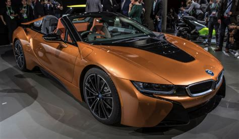 I8 Bmw Specs by 2019 Bmw I8 Roadster Review Design Release Date Price And
