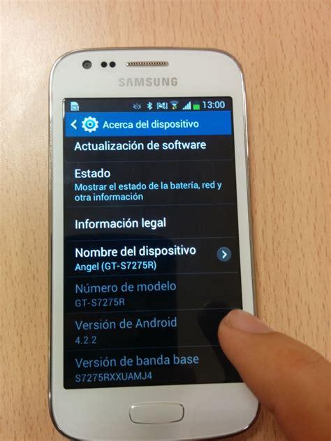 Samsung Galaxy Y Ace 3 Samsung Galaxy Ace 3 An 225 Lisis A Fondo Y Experiencia De