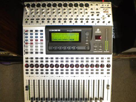 Mixer Digital Behringer Ddx3216 behringer ddx3216 image 19057 audiofanzine