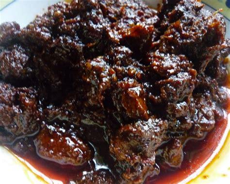 Blender Buat Daging resepi daging masak kicap simbolika