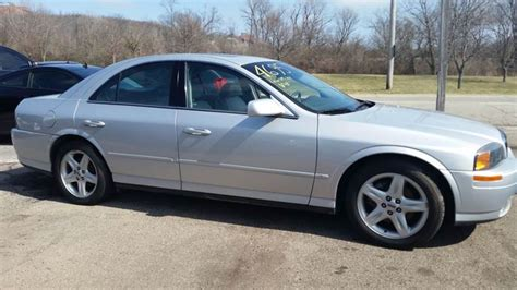 lincoln ls sedan 2001 lincoln ls 4dr sedan v8 in miamisburg oh superior