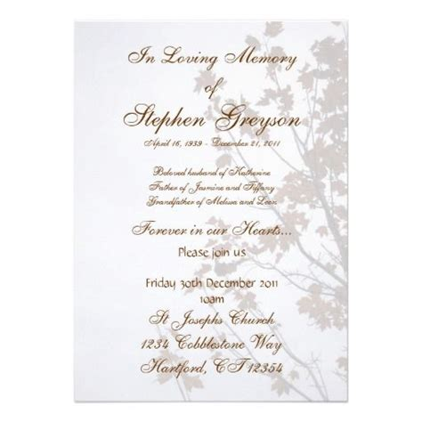 templates for funeral announcements downloadable funeral bulletin covers funeral
