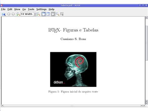 referenciar imagenes latex latex figuras e tabelas artigo