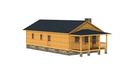 breathitt log cabin floor plan southland log homes