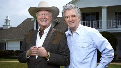 patrick duffy georgia dallas tv show southfork ranch parker texas usa photos