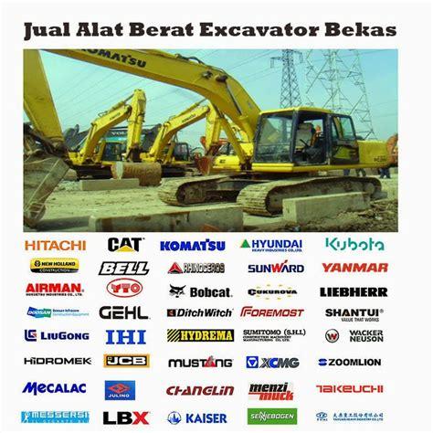 Jual Alat Outdoor Bekas by Jual Alat Berat Excavator Bekas Alat Berat Pusat
