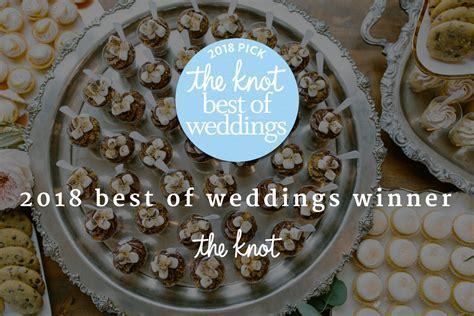 Sweet Cheeks Named Winner in The Knot Best of Weddings