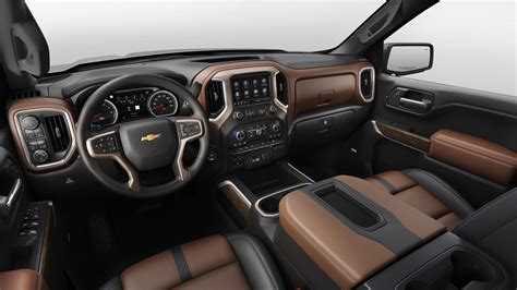 Chevrolet Silverado Interior 2019 Silverado 1500 Confirmed To Have Rear Seat A C Vents