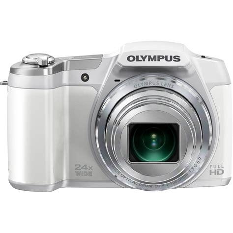 Kamera Digital Olympus Sz 20 olympus sz 16 ihs digital white v102100wu000 b h photo