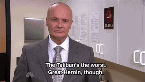 The Office Creed by 26 Times Creed Bratton Was The Best Character On Quot The Office Quot