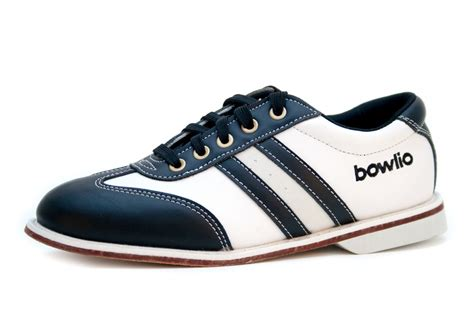 bowling shoes for bowlio torino leather tenpin bowling shoes in black and