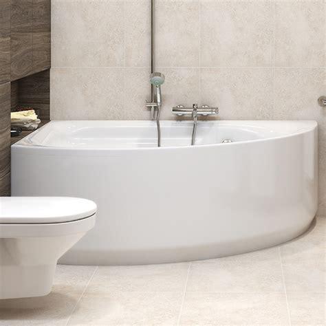 baignoire assymetrique baignoire asymetrique en acrylique 160 x 100 cm achat vente