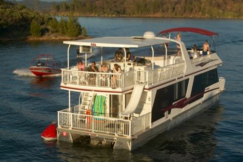 lake house rental with boat houseboats com luxury houseboat rentals in california