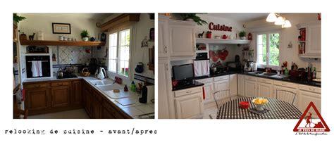 relooker cuisine rustique avant apr鑚 relooker cuisine rustique avant apres nouveaux mod 232 les
