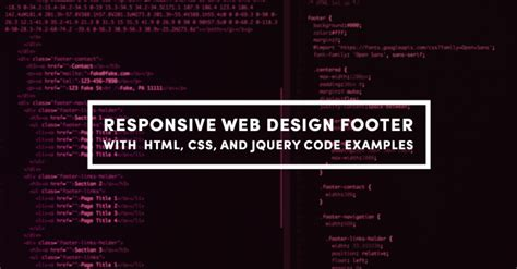 responsive design menu exles responsive web design menu exles with css and jquery tips