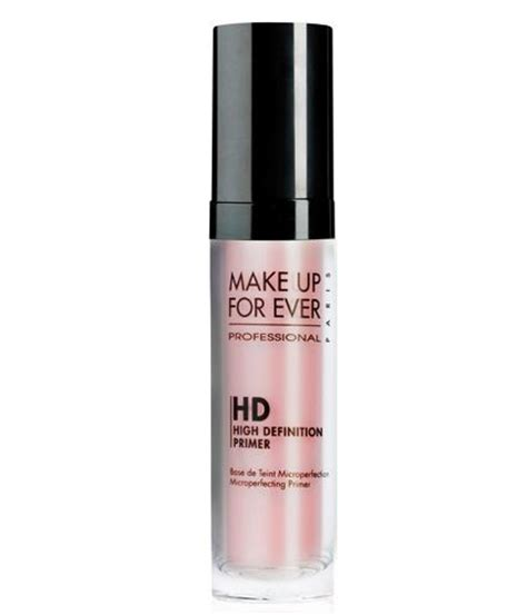 Makeup Forever Hd Primer Make Up For Hd Microperfecting Primer In 7 Pink