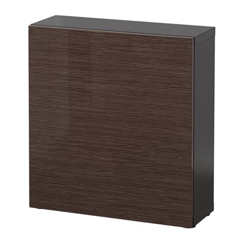 besta shelf unit with door best 197 shelf unit with door black brown selsviken high