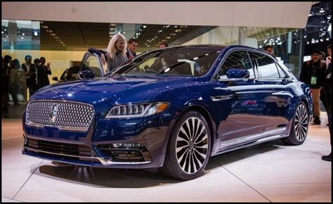 2020 Lincoln Continental by 2020 Lincoln Continental Engine Specs Fuel Economy
