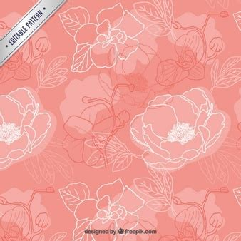 peoni pattern font free peony flowers vectors photos and psd files free download