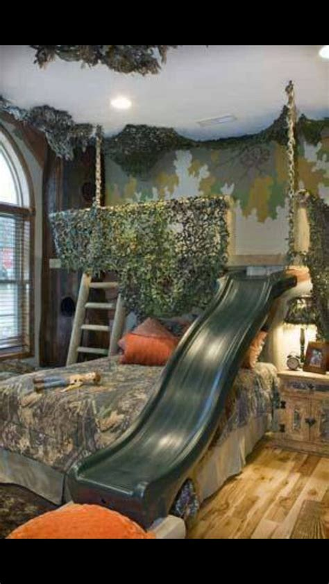 brave  strong impression camo bedroom ideas  boys