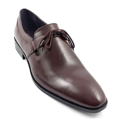 shop mens burgundy slip on shoes stylish formal gucinari