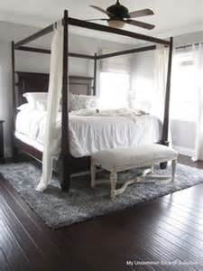 Wood Bed Frame On Wood Floor 1000 Ideas About Wood Bed On Wood