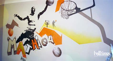 deco basketball chambre decoration de chambre basketball visuel 4