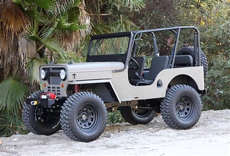 icon cj3b 4x4 jeep