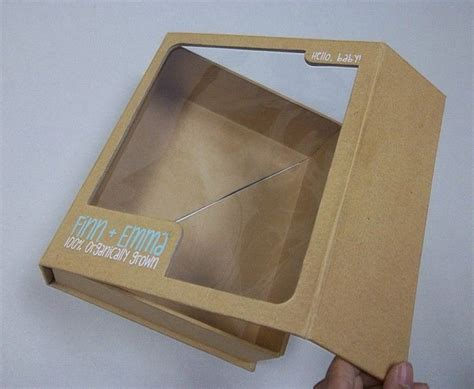 paper box with window china rigid paper gift box with clear pvc window photos
