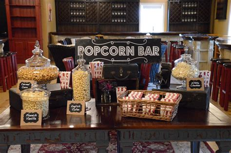 popcorn bar toppings the perfect popcorn bar for weddings and other events just poppin popcorn blog