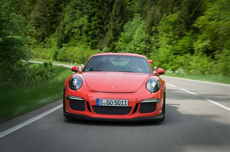 porsche 911 gt3 front 2016 porsche 911 gt3 rs review