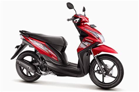 Honda Beat Pgmfi Th 2014 harga honda beat fi terbaru spesifikasi kelebihan dan